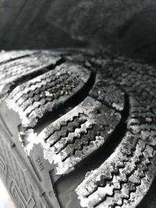 205/55/R 16 Subaru Impreza Winter Tires + Rims!