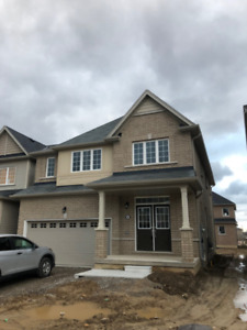 Brand new house in Brantford for Rent