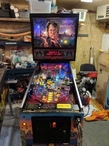 Dirty Harry (Williams) Pinball Machine