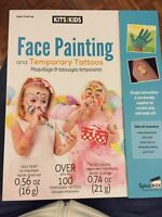New face painting kit