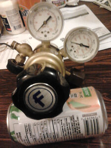 For Sale Fisher Scientific O2/Argon As New $450 Regulator
