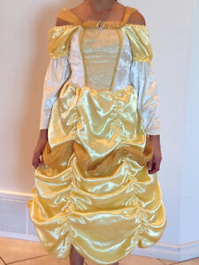 Kids Disney Belle Halloween Costume