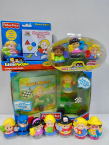 Fisher Price Little People  Toys & Books
