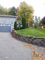 3 Bedroom 2 Bath executive home on King W. Brockville