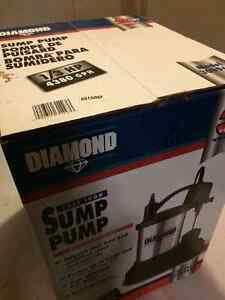 Sump Pump (brand new, never out of the box) London Ontario image 2