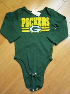 NFL Team Apparel - Green Bay Packers - Size 6mths