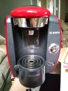 Bosch Tassimo and Cup Tray