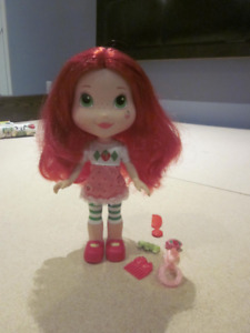 Strawberry Shortcake Doll - Excellent Condition!
