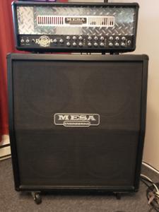 Mesa Boogie Dual Rectifier 2010 - 3 Channels - 100 Watts