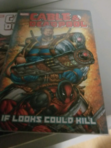 Cable Deadpool TPB.