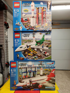 Brand New, Sealed Retired LEGO Sets - Very Hard To Find!!!