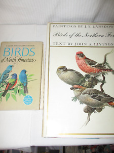 Birding Books, Birds of the Northern Forest and Birds of North A