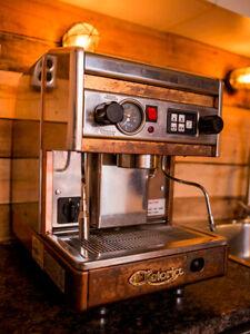 Machine café espresso Astoria espresso coffee machine