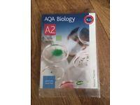 AQA Biology A2 book