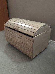 Wood chest for sale