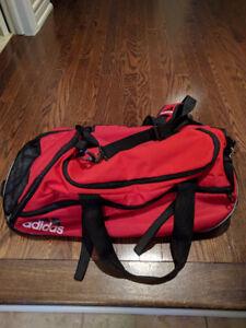Adidas Red Gym Bag