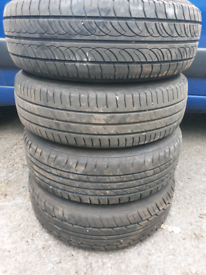 175 65 14 tyres on clio steel wheels OFFERS
