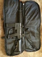 Never used Spyder E-MR5 paintball gun and accessories