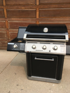 Natural Gas Barbeque