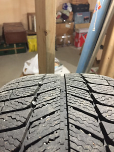 18 inch AUDI or Passat rims with Michelin X-Ice