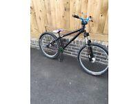 24/seven jump bike(swap for bmx)