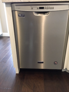 New Maytag Smudge Free Stainless-steel Dishwasher
