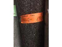 Carpet roll end 1.82 x 5m