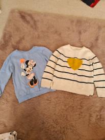 Girls clothing bundle 5-6 years