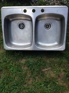 Kitchen Sink- stainless, used