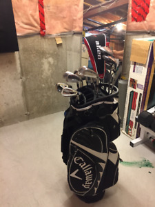 Mixed Bag Right Hand Golf Package