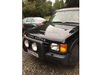 Land Rover Discovery 11 TD5