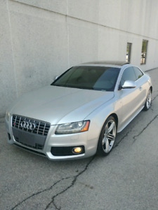 2009 AUDI S5 Quattro 2dr Coupe Automatic //Asking  ONLY $13500