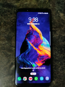 Samsung S8 Plus great condition!