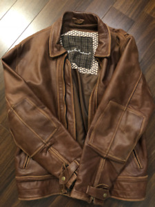 Jackets, leather, Jack and Jones, American Eagle, clothes