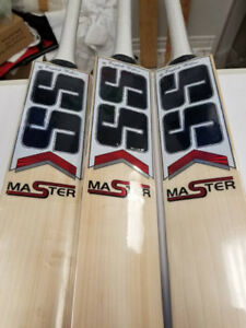 2018 SS Master English Willow Cricket Bats for sale!