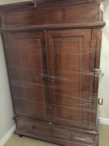 Antique Armoire/Wardrobe/Dresser