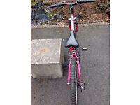 Apollo FS 24 Girls Bike