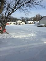 Lot For Sale In Melfort Close To School