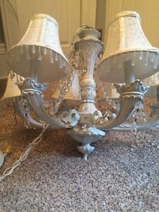 SOLD - Pretty Chandelier! Stratford Kitchener Area image 3