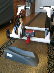 Elite power fluid Bike trainer