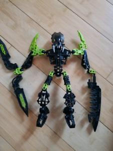 Lego bionicle figure