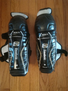 """Youth Shin pads. Size 10"""".  Great condition."""