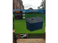 Halfords 40 litre Electric Cool Box Mains and 12v