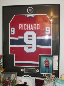 CALLING ALL MAURICE RICHARD's FANS!!!