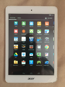 Tablette Acer Iconia A1
