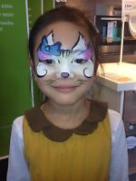 Face and body painting!!!
