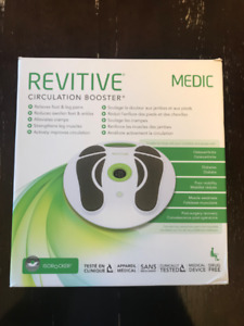 Revitive Medic Circulation Booster Clinically Tested Pain Relief