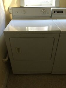 Used Coin-Operated Maytag Laundry Washer & Dryer Set