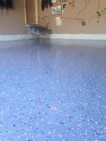 Basement Floor Front Porch Pool Deck Epoxy Flooring