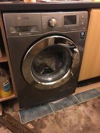 Samsung 9kg washing machine **8 months old**